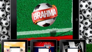 Aplicativo Brahma Futebol